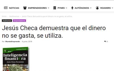«GuíaBurros: Inteligencia Financiera» en Mundo Emprende.